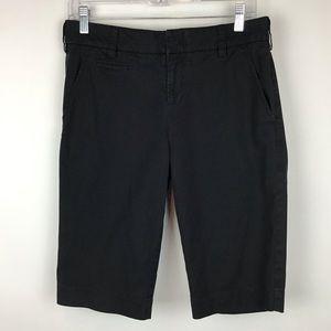 Vince Black Bermuda Shorts l Women's Size 8